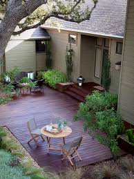 Patios And Decks Designs Attractive Small Patio Deck Ideas 17 Charming Rustic Deck Design