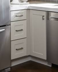 white shaker corner kitchen cabinet designer tips for selecting new cabinet hardware cliqstudios