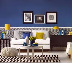 blue livingroom 13 most popular accent wall ideas for your living room blue