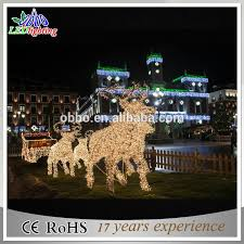 Christmas Decorations Life Size Reindeer by Life Size Santa Sleigh Life Size Santa Sleigh Suppliers And