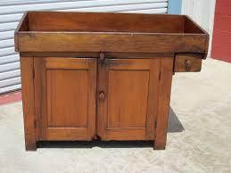 Sink Cabinets For Kitchen Antique Dry Sink Cabinet Kitchen Cupboard Antique Furniture