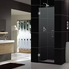 diptych bi fold bath screen frameless glass shower screens loversiq