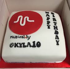 musical ly cake kids stuff pinterest musical ly cake and