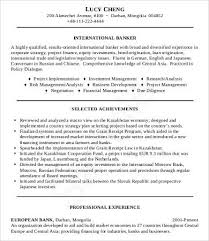 German Resume Sample by Professional Resume Samples 9 Free Word Pdf Documents Download