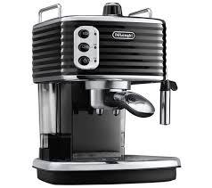 Toaster Machine Buy Delonghi Scultura Ecz351bk Coffee Machine Black Scultura