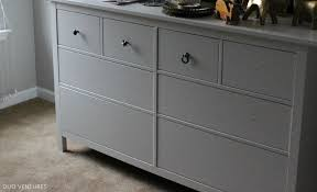 Ikea Drawer Pulls by Duo Ventures The Nursery Custom Ikea Hemnes Dresser