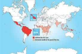 cape verde map world zika virus spreads to popular destination cape