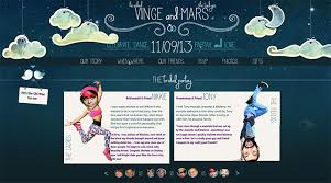 best wedding invitation websites 20 beautiful wedding invitation website designs hongkiat