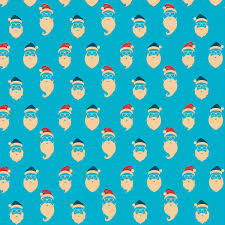 santa wrapping paper the container store
