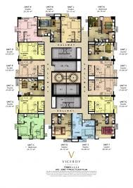 typical hotel floor plan viceroy residences building plans