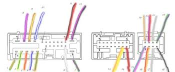 ford excursion stereo wiring diagram ford wiring diagram schematic