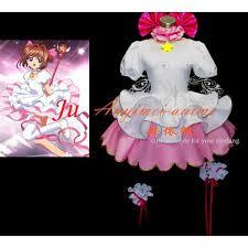 Sakura Halloween Costume Cardcaptor Sakura Cosplay Cosplay Ideas Kids