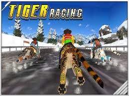 tiger racing 3d android apps on google play