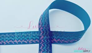 glitter ribbon wholesale wholesale ribbon leaf doodles bow supplies grosgrain