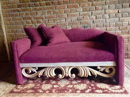 Curved Back Sofa by Rococo Low Profile U2013 Hayat Galleria