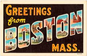 bpl exhibitions greetings from boston vintage postcards