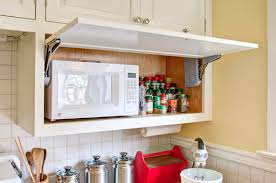cabinet for kitchen appliances creative ways to hide your small kitchen appliances