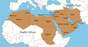 arab countries map arab countries lf4he