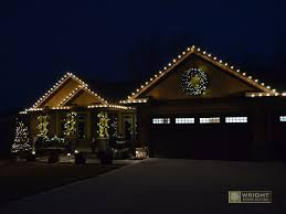 wright outdoor solutions holiday light design