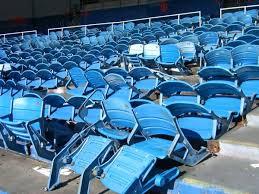 Stadium Chairs With Backs Yankee Stadium Seats