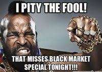 I Pity The Fool Meme - new i pity the fool meme mr t pity the fool memes hot imgflip 80