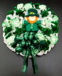st patrick u0027s day wreath by karen b a c moore erie pa wreath