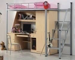 Space Loft Bed With Desk Black Loft Bed With Desk Foter