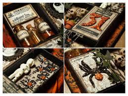 halloween dies matchbox halloween collage u2013 igirlzoe crafter u0026 tim holtz addict