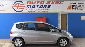 2009 honda jazz 1 5i exauto exec motors auto exec motors