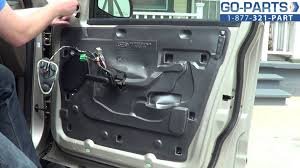 replace 2001 2005 ford explorer side mirror how to change install