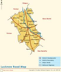 road map up lucknow road map lucknow road map india road map of lucknow road