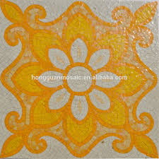 gold leaf glass mosaic tile gold leaf glass mosaic tile suppliers
