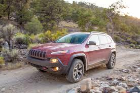 jeep cherokee trailhawk orange 2014 jeep cherokee trailhawk long term update 1 motor trend