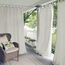 Outdoor Patio Curtain Outdoor Curtains You U0027ll Love Wayfair