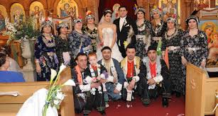 assyrian chaldean wedding traditions in toronto assyrian