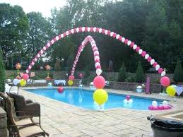 cool pool ideas pool decorations ideas cool pool party ideas diy pool deck