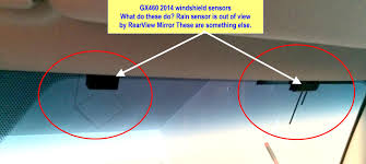 lexus rx 350 windshield replacement gx460 2014 help indentify windshield sensors function clublexus