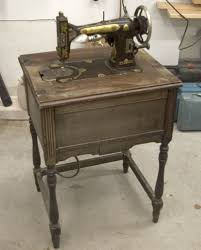 Folding Sewing Machine Table The Runnerduck Sewing Machine Table Conversion Plan Is A Step By