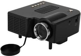 portable mini led projector home cinema theater with av vga usb