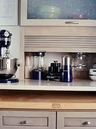 Kitchen Appliance Cabinets Elegant Appliance Storage Cabinet Best 20 Kitchen Appliance