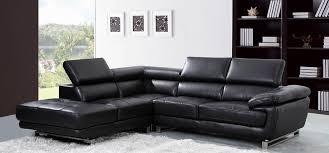 Black Leather Corner Sofa Valencia Corner Midnight Black H8582lhf Leather Corner Sofas Sofas