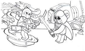 lego ninja star wars coloring pages batch coloring