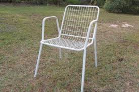 Antique Metal Patio Chairs Retro Metal Outdoor Chairs Outdoor Decorating Inspiration 2018