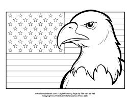 Bald Eagle Coloring Pages Printable bald eagle flying high coloring page coloring pages