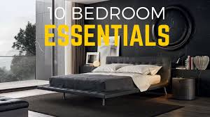 bedroom essentials 10 things every guy should have in his bedroom youtube