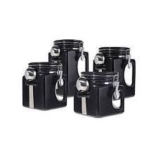 oggi ceramic kitchen canister sets ebay