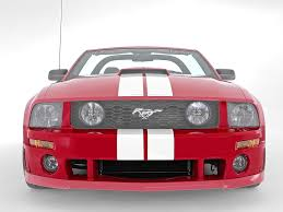 2007 mustang grill mustang front fascia 2005 2009