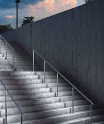 what is integrated led lighting metal handrail with integrated led lighting railing system aalco
