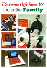 electronic gifts for the entire family a s take