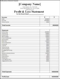 profit loss template new 2017 resume format and cv samples